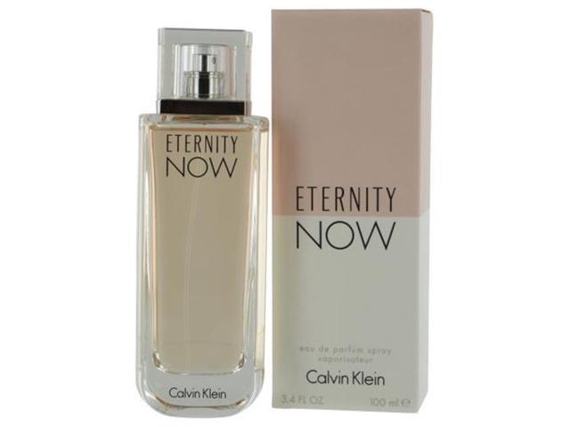 Calvin Klein 269829 Eternity Now Eau De Parfum Spray 34 Oz