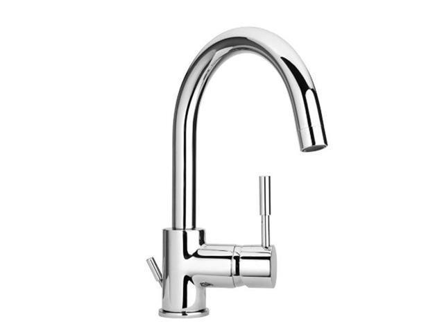 7 Faucet Finishes For Fabulous Bathrooms: Jewel Faucet 16250-82 Single Lever Handle Lavatory Faucet