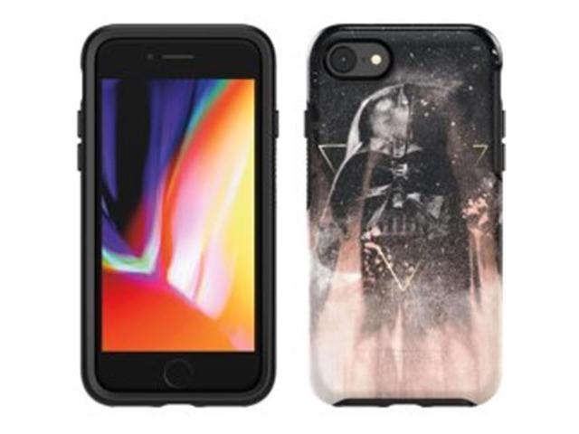 quality design 5dbd8 39124 OtterBox Symmetry Series Star Wars Black Darth Vader Case for Apple iPhone  8 / 7 77-57770 - Newegg.ca