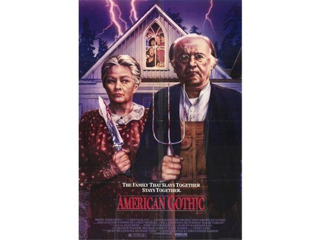 1988 Movie Posters: Posterazzi MOV194349 American Gothic C.1988 Movie Poster