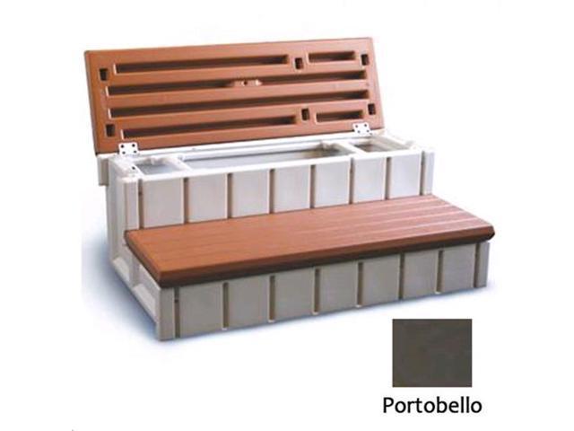 Confer Plastics Lass36 Sc P 36 In Storage Step Portobello