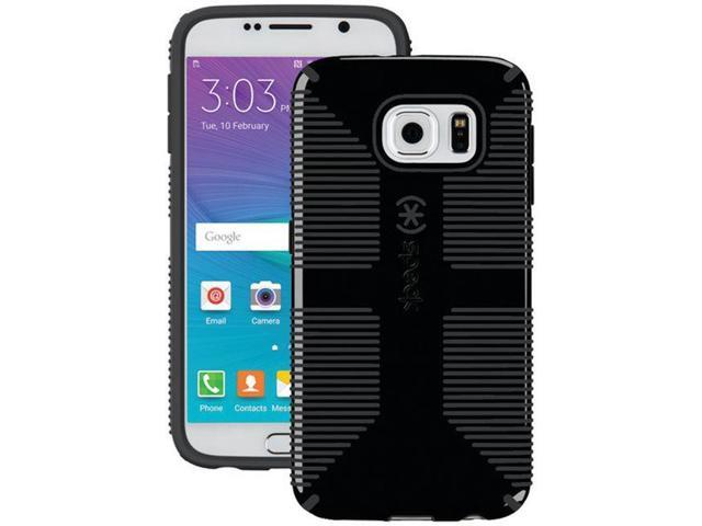 7ca99aa326 Speck Products RA50039 Candyshell Grip Case for Samsung Galaxy S6 - Black &  Slate
