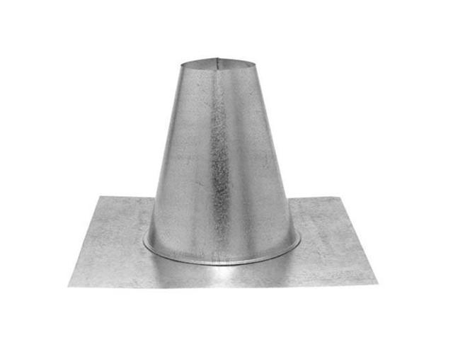 4 Quot Pellet Vent Pro Tall Cone Roof Flashing Newegg Com