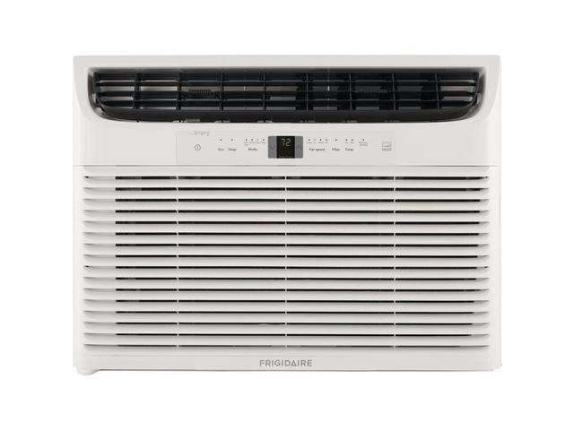 Frigidaire Energy Star 25,000 BTU 230V Window-Mounted Heavy-Duty Air Conditioner with Full-Function Remote Control