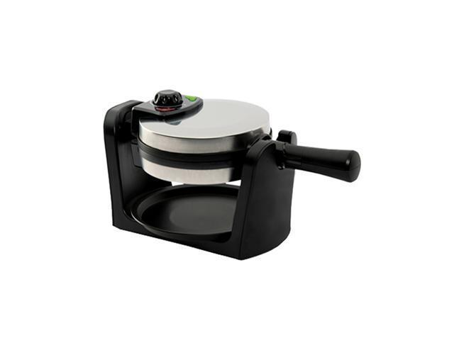 West Bend Kitchen Appliances Rotary Waffle Maker That Rotates For ...