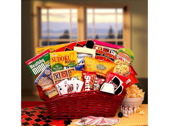 Gift Basket Dropshipping Fun & Games Gift Basket