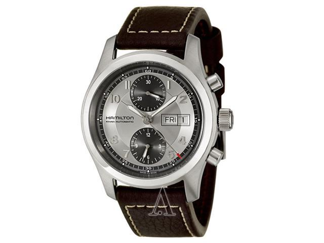 a70397b7e606 Hamilton Khaki Field Automatic Chronograph Mens Watch H71566553