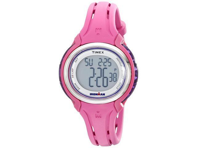 a9a8cd8cb84e TW5K90400-reloj Timex Ironman elegante para damas 50 resina - Newegg.com