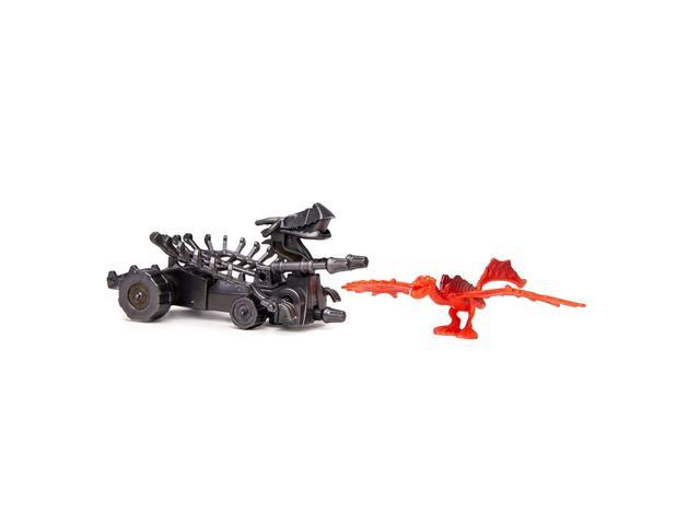 how to train your dragon 2 figure battle pack  monstrous nightmare vs snuffer