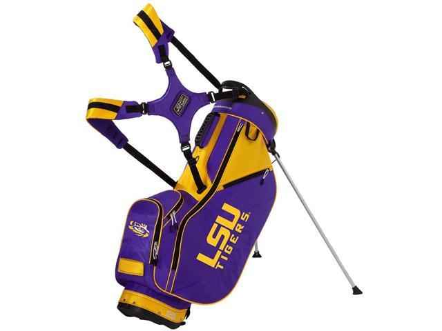 2017 Sun Mountain Ncaa College Licensed Stand Bag Lsu New