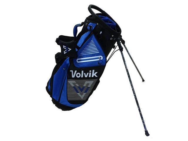 2017 Volvik 14 Way Stand Bag Blue New