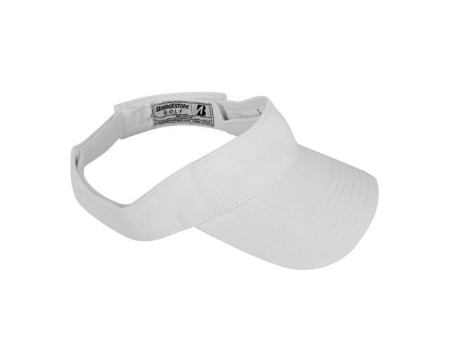 2018 Bridgestone Women Mulligan Sport Golf Visor White One Size Fits All NEW 59918044f95