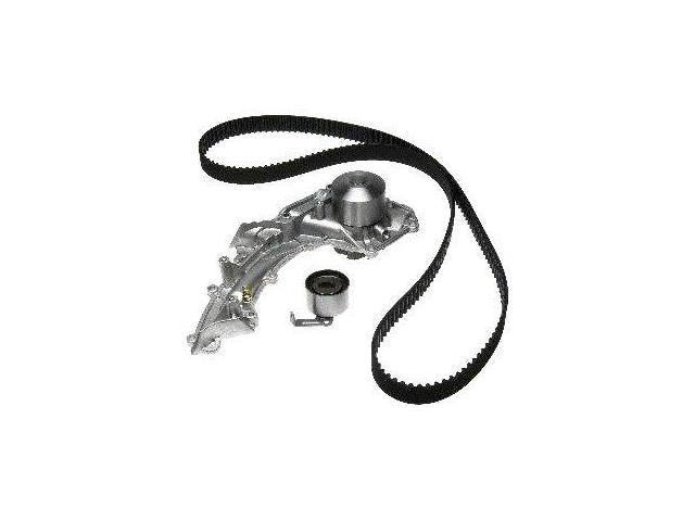 gates tckwp193a engine timing belt kit with water pump