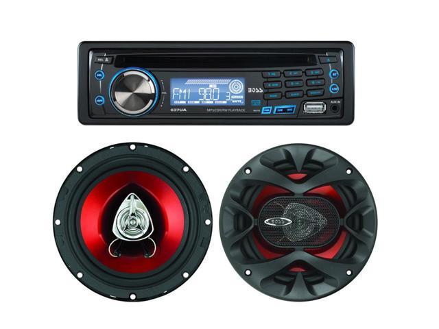 A02D_1_20171108116040007 boss audio 637ua 240w cd mp3 usb aux in dash car player receiver