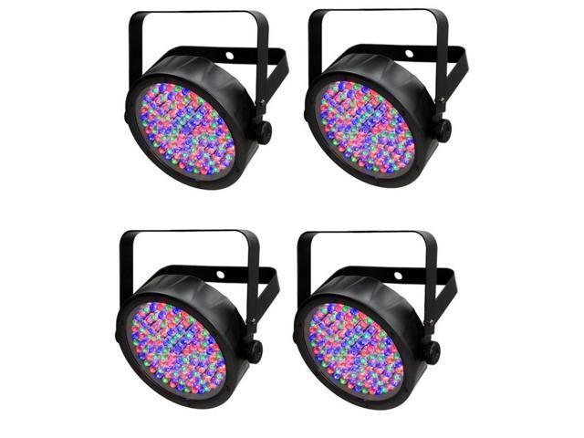 Chauvet SlimPar 56 LED DMX Slim Par Can Stage Pro DJ RGB Lighting Effects 4