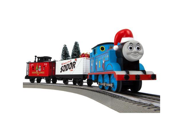 lionel trains thomas friends o gauge christmas train set