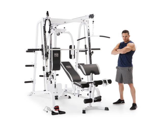 Marcy Diamond Smith Cage Home Gym System