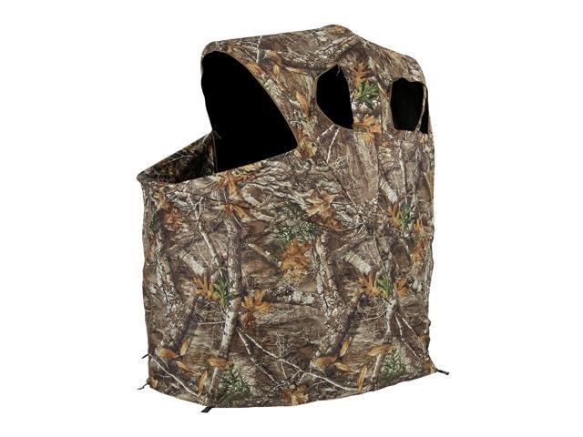 Ameristep Camo Tent Chair Ground Hunting Blind - Newegg com
