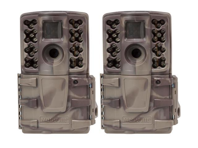 (2) Moultrie No Glow Invisible 12 MP Mini A20i Infrared Game Cameras |  A-20i - Newegg com
