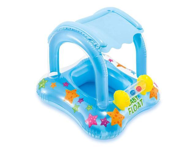 Intex My Baby Float Inflatable Swimming Pool Kiddie Tube Raft | 56581EP -  Newegg.com