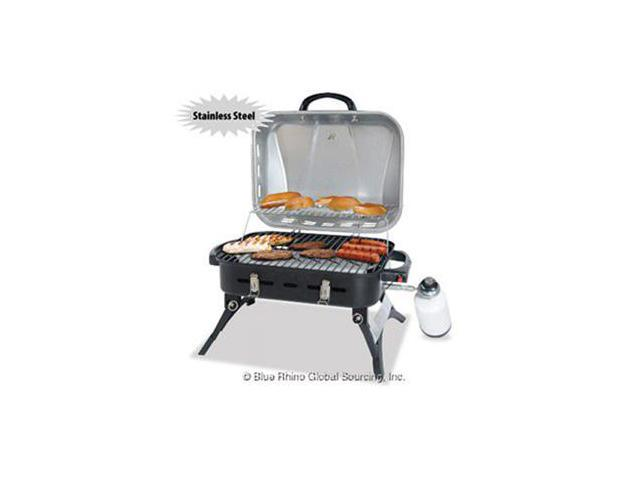 UniFlame Outdoor LP Gas Barbecue Grill NPG2302SS Stainless Steel