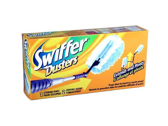Swiffer 44750 Duster With Extendable Handle Newegg Com