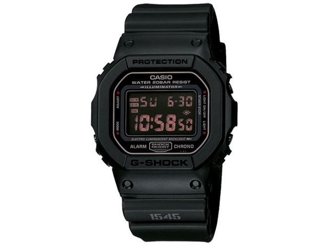 3f77bfc79a4 Casio G-Shock G-Force Military Mens Watch DW5600MS-1 - Newegg.com