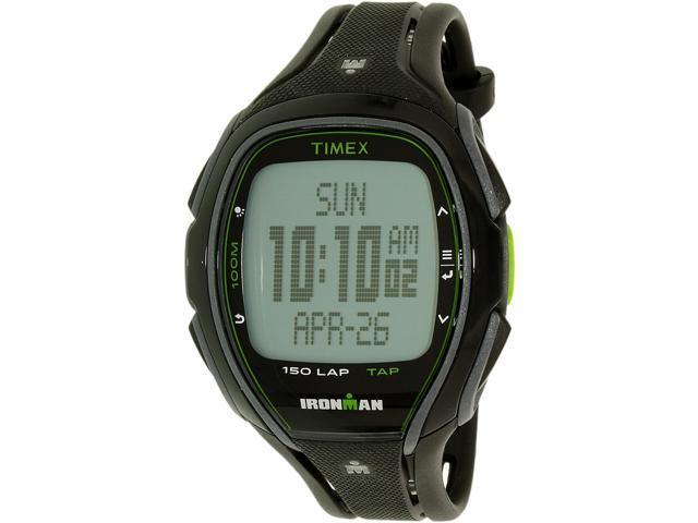 5e458ed5d2b1 Timex Ironman elegante reloj Unisex 150 - Ironman negro elegante 150 reloj  Unisex