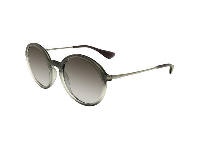 ed73448dbe9 Ray-Ban Men s Gradient RB4222-62268G-50 Grey Round Sunglasses