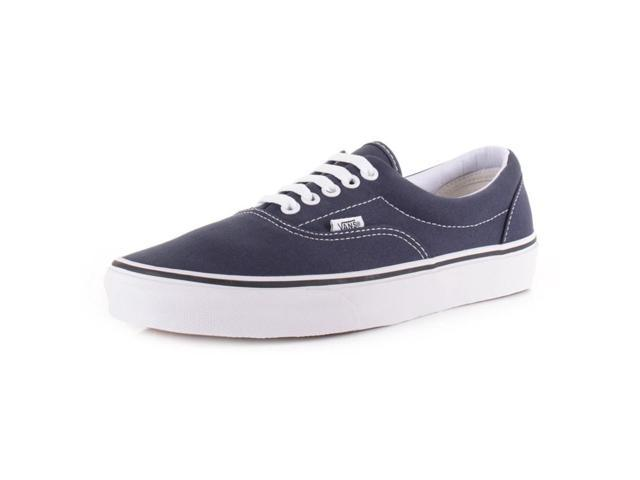 4ddd871f8a Vans VEWZNVY-100D Unisex Era Classic Navy Canvas Lace-Up Trainers Skate  Shoe