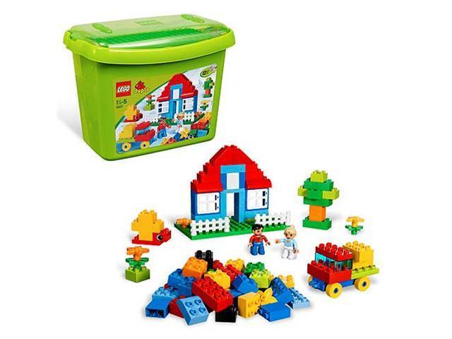 Lego duplo Deuxe Brick Box - 102 pieces - Newegg.com facaaad31d15