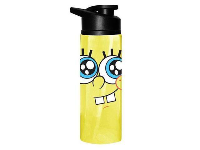 SpongeBob SquarePants Big Blue Eyes Water Bottle - Newegg com