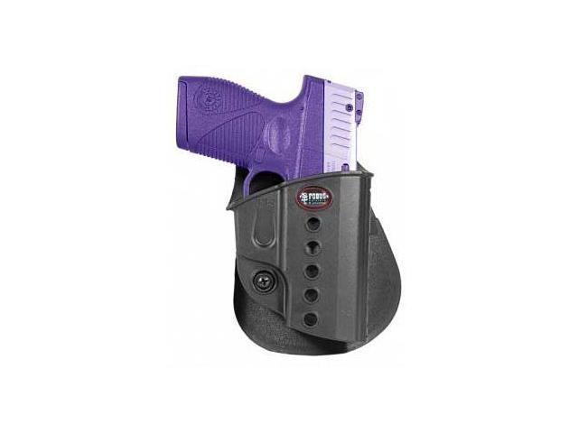 Fobus Evolution E2 Holster - Paddle - Walther PPS, CZ 97B, Taurus 709 Slim,  S&W - Newegg com