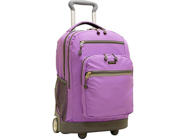 J World New York Sundance II Rolling Backpack - Newegg.com cde058f936dec