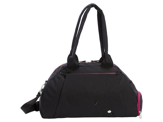 8ed80c8837 Haiku Womens Passage Eco Travel Shoulder Tote Duffle Daypack Overnight Bag  Black