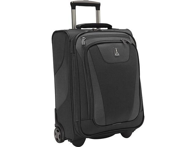 db42b7bda Travelpro Maxlite 4 - Black International Expandable Carry-On Rollaboard w/  Water Resistant Coating