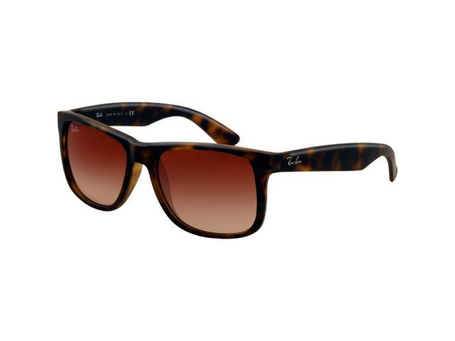 3792c330e Ray-Ban RB4165 Justin Youngster Sports Sunglasses - Light Havana  Rubber/Brown Gradient /