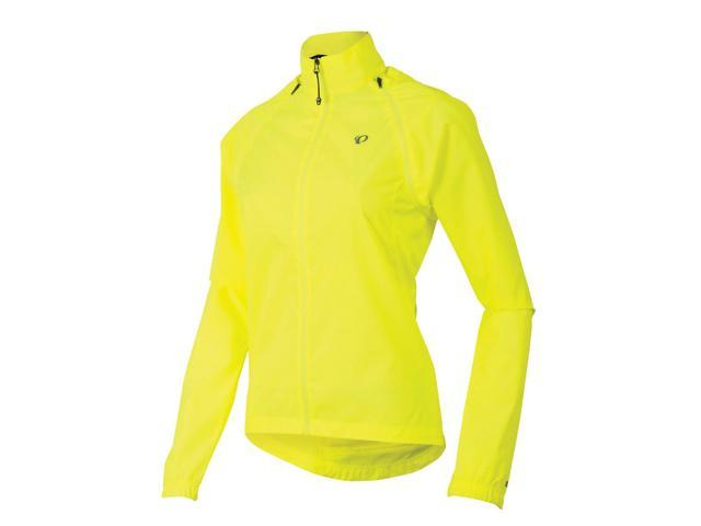 Pearl Izumi 2016 17 Women s Select Barrier Convertible Cycling Jacket -  11231409 (Screaming Yellow - L) 19f690369