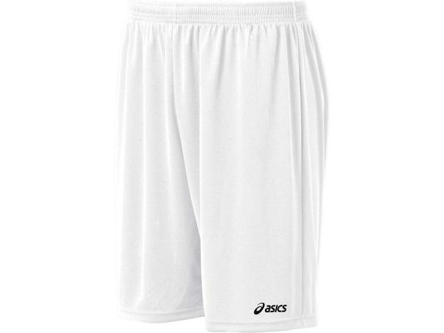 456ce3690a Asics 2016 Men's 9 Inch Team Knit Volleyball Short - BT2677 (White - M) -  Newegg.com