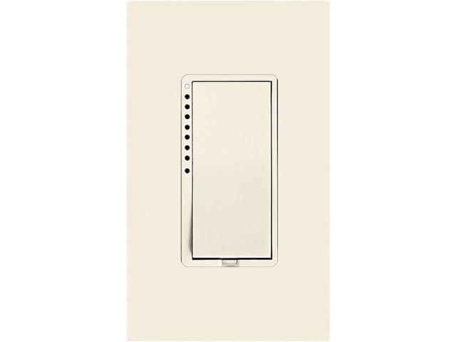SwitchLinc Dimmer - INSTEON Remote Control Dimmer (Dual-Band), Light Almond