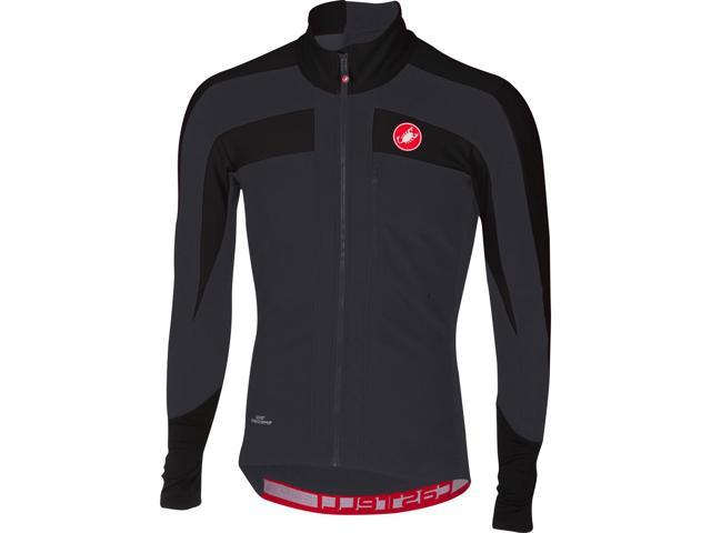 Castelli 2018 19 Men s Trasparente 4 Full Zip Long Sleeve Cycling Jersey -  A17509 ( fce3ed40c