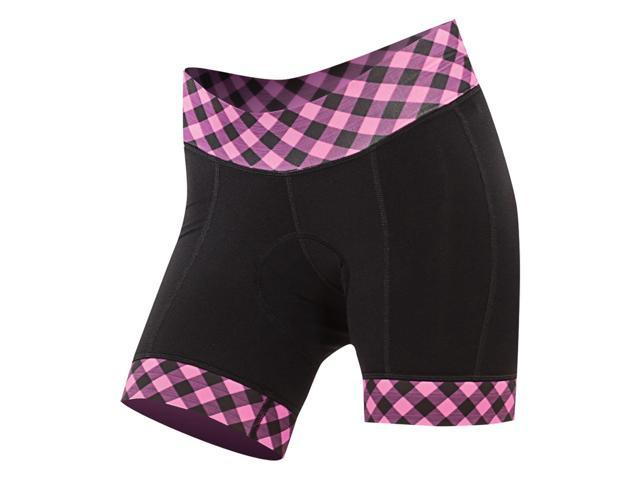 Shebeest 2017 Women s Triple S Ultimo Gingham Style Cycling Shorts -  3047-GS (Boys 114ebfd8e
