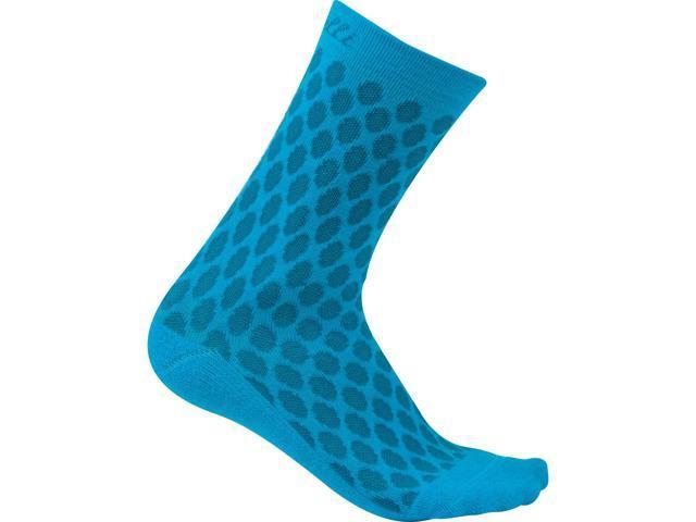 Castelli 2018//19 Womens Scambio 13 Wool Cycling Sock R18553