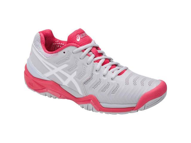 c38424665912 Asics Women s GEL-Resolution 7 Tennis Shoe - E751Y.9601 (Glacier ...