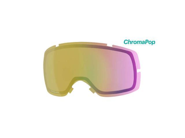 ebfe45a10c59 Smith Optics Vice Ski Goggle - Replacement Lens - ChromaPop Storm Yellow  Flash - VC6CPY2