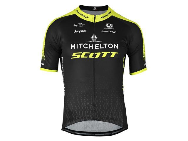 045046e8d Giordana 2018 Men s Mitchelton-Scott Vero Pro Team Short Sleeve Cycling  Jersey - GICS18-
