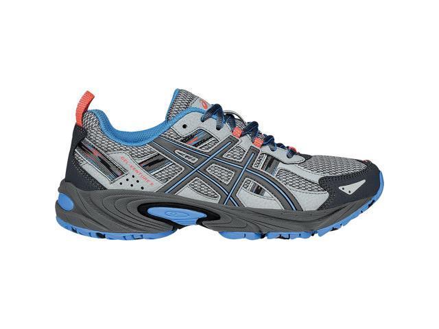 35a5419bbd9f Asics 2016 Women s GEL-Venture 5 Trail Run Shoe - T5N8N.9697 (Silver