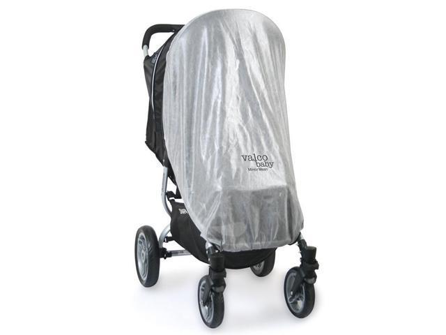 Valco Baby Snap 3 4 Mirror Mesh - Silver - Newegg com
