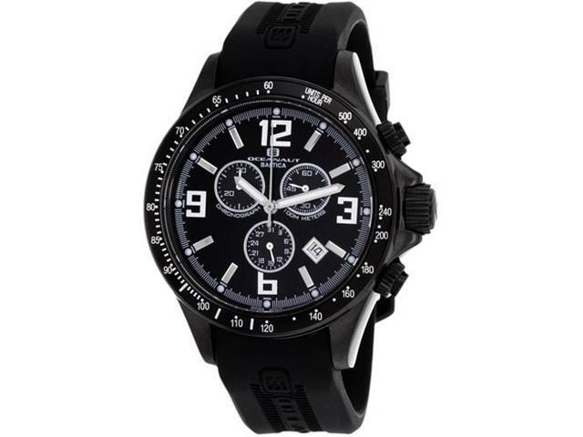 1d21d164782 Oceanaut Baltica Rubber Chronograph Mens Watch OC3340 - Newegg.com