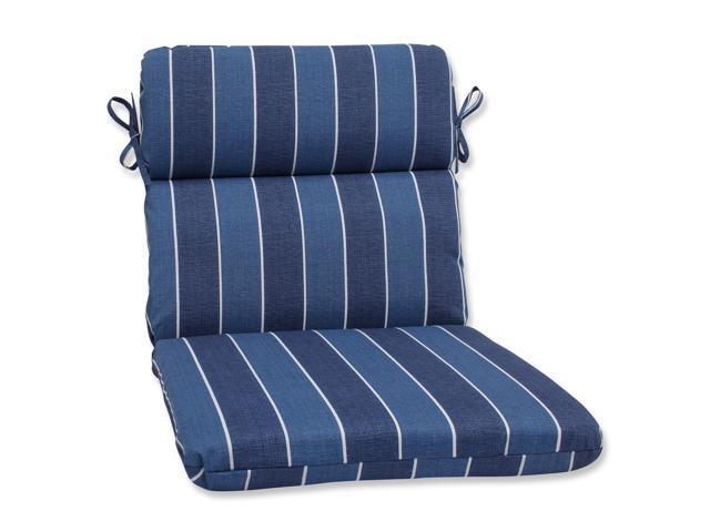 "21"" X 40.5"" Wickenburg Indigo Outdoor Patio Bench Cushion"